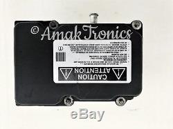 2007 2008 2009 Toyota Camry ABS Pump Module Anti-Lock Brake Actuator 07 08 09
