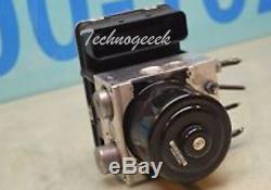 2007 MERCEDES BENZ S550 S600 W221 ANTI-LOCK BRAKE/ABS PUMP thru 3/17/07