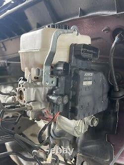 2007 Toyota FJ Cruiser Abs Anti-Lock Brake Pump Master Cylinder Hydro Booster
