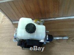 2007 Toyota Fj Cruiser Abs Anti-lock Brake Pump Master Cylinder Booster