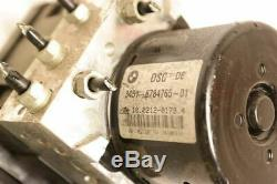 2008 BMW 328i 128i 335i 135i ABS ANTI-LOCK BRAKE PUMP ASSEMBLY SW RWD FROM 12/07