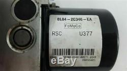 2008 Ford Escape Mariner ABS Anti Lock Brake Pump VIN 1 8th Digit
