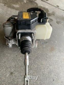 2008 Toyota Fj Cruiser Abs Anti-lock Brake Pump Master Cylinder Booster 4.0l