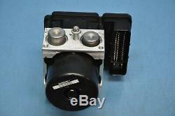 2009 Mercedes-benz C300 Rwd W204 #2 Abs Anti Lock Break Pump Module Oem