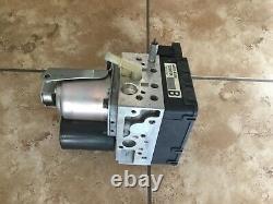 2009 Toyota Prius ABS Pump Anti-Lock Brake Part Actuator And Pump Assembly