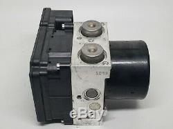 2009 Vw Jetta Passat Abs Pump Anti Lock Brake Actuator 1k0614517bd