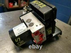 2010-2012 Ford Escape Abs Anti-Lock Brake Pump Assembly