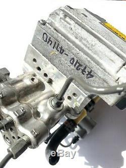 2010-2015 Toyota Prius Anti Lock Brake Abs Pump Master Cylinder Oem