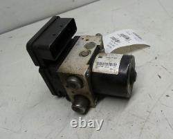 2010 Ford Expedition Anti Lock Brake ABS Pump Assembly Roll Stability Control 10