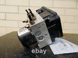 2010 Jeep Wrangler ABS Anti Lock Brake Actuator Pump Assembly
