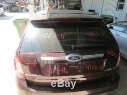 2011-2013 Ford Edge Anti-lock Abs Brake Pump Assembly Adaptive Cruise Option