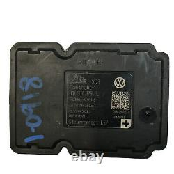 2011 2015 Volkswagen Jetta ABS Anti Lock Brake Pump 1K0 907 379 BL