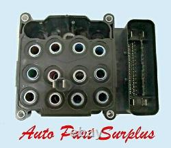 2011 Jeep Wrangler New OEM Anti-Lock brake ABS module 68089120AB