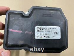 2012 Ford Mustang Boss 302 ABS Module Controller Anti-Lock Brakes OEM