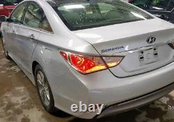 2013-2014 Hyundai Sonata Hybrid Abs Anti Lock Brake Actuator Pump ID 589204r600