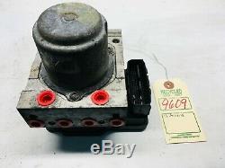 2013 Honda Accord ABS Anti Lock Brake Pump Modulator OEM T2FA2 #9609