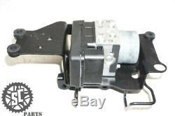 2014 2015 2016 14 15 16 Kawasaki Z1000 Abs Brake Pump Anti Lock Unit Tested