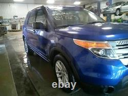 2014-2015 Ford Explorer Abs Anti-Lock Brake Pump Assembly Witho Adaptive Cruise