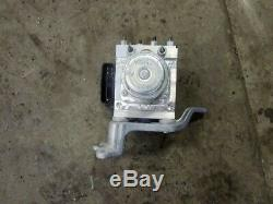 2014-2015 Honda CIVIC Sedan 1.8l Abs Anti Lock Brake Pump Lx, At