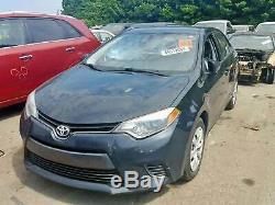 2016 Toyota Corolla Abs Anti Lock Brake Pump Witho Sport Suspension 44540-02400