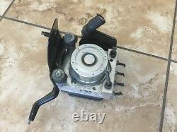 2017 Toyota Corolla ABS Pump Anti-Lock Brake Part Actuator And Pump Assembly