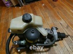 88 90 Buick Reatta Cadilac Eldorado ABS Brake Booster Anti Lock Pump