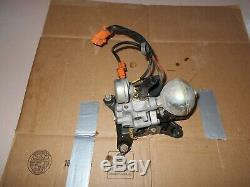 92 93 Honda Accord ABS Brake Pump Motor Control Module Anti Lock LX EX SE