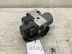 98-02 Isuzu Trooper ABS Unit Anti Lock Brake Unit With Module