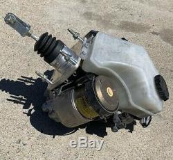 98-05 Lexus GS300 GS400 GS430 Anti Lock Brake Booster Master Cylinder ABS Pump