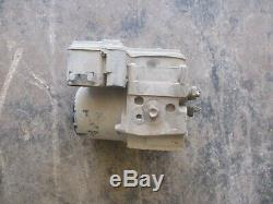 99 00 01 02 Silverado Sierra 1500 Abs Module Anti Lock Brake Pump