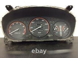 99-01 Honda CRV AT ABS Instrument Cluster Speedo Tacho Meter Gauges 21k OEM