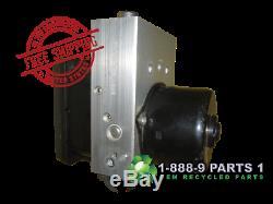 ABS ANTI-LOCK BRAKE PUMP With MODULE 05 06 07 TOYOTA SEQUOIA 44500-0C070 # L403B51