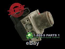 ABS PUMP ANTI-LOCK BRAKE 2008-2010 HONDA ACCORD OEM Stk L405E34