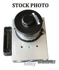 ABS PUMP ANTI-LOCK BRAKE ASSEMBLY 05 06 07 VOLKSWAGEN TOUAREG OEM Stk# L331C