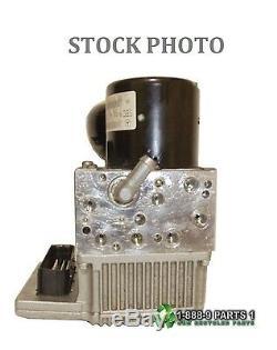 ABS PUMP ANTI-LOCK BRAKE ASSEMBLY E320 E500 MERCEDES E-CLASS Stk# L329D33