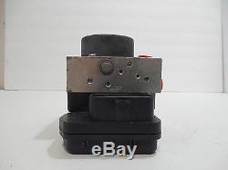 ABS PUMP ANTI-LOCK BRAKE ASSEMBLY TOYOTA COROLLA exc. XRS 2010 OEM Stk# L331B28