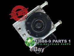 ABS PUMP ANTI-LOCK BRAKE ID 4670A312 2008 08 MITSUBISHI LANCER OEM Stk# L405B23