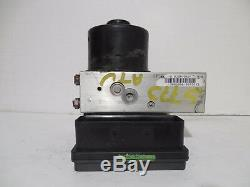ABS PUMP with MODULE 2004 MERCEDES BENZ ML350 ML500 W163 ANTI LOCK BRAKE L402946