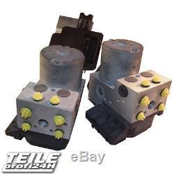 ABS Steuergerät 7D0614111D 7D0614111E 0265202452 VW 24Monate Garantie