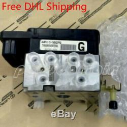 ANTI-LOCK BRAKE ABS ACTUATOR AND PUMP 44510-50070 For LEXUS LS460 E329D5