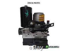 Abs Pump Anti-lock Brake Actuator 44510-48060 Lexus Rx400h Highlander Hybrid
