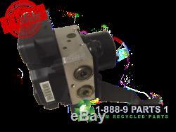 Abs Pump Anti-lock Brake Assembly 05 06 Kia Sportage Hyundai Tucson Oem L3107a22