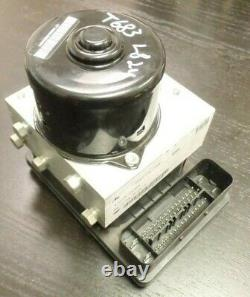Abs Pump Brake Anti Lock Nissan Frontier 4x4 Se Auto 05 06 07 08 09 Oem New