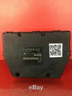 B2 01-02 Mercedes W203 C320 C Class Anti Lock Abs Control Module 2035451632 Oem