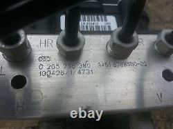 BMW E90 E91 LCI 328Xi 335Xi DSC ABS Anti Lock Brake module pump assy PN 6780161