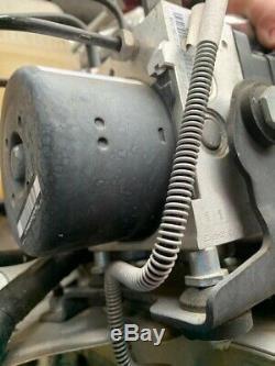 Be5c2c405cc 2011-2012 Ford Fusion Abs Pump Module Anti Lock Brake Module 2.5l