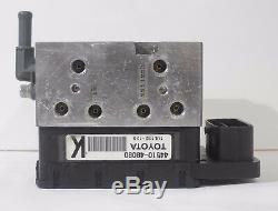 Broken Abs Pump Anti-lock Brake Actuator 44510-48080 Highlander Hybrid Rx450h