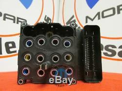 DODGE CHRYSLER Anti-Lock Brake Module NEW OEM MOPAR