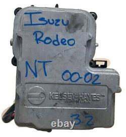 Isuzu Rodeo 3.2L 2000 2001 2002 ABS Anti Lock Brake Pump 16 Pin 897263400