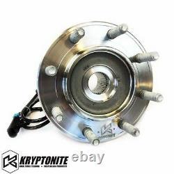 Kryptonite Lifetime Warranty Wheel Bearing FOR 99-07 Chevy GMC 2500HD 3500HD SRW